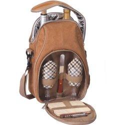 Picnic Plus Brava Brown Faux Leather
