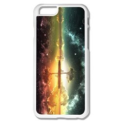 Tree Under Starry Sky Plastic Perfect Cover For Iphone 6