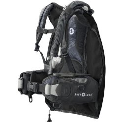 Aqua Lung Zuma Bc, Black Blue - 2Xs/Xs