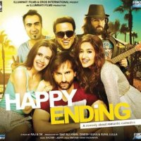 Movie Review : Happy Ending (2014)