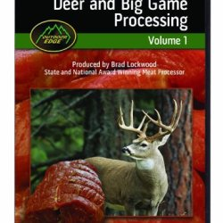 Outdoor Edge Dp-101 Deer And Big Game Processing Dvd Volume 1 The Most Complete 3-Hour Instructional Game Processing Dvd