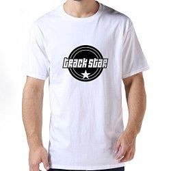 Durable Track Star Men T Shirts