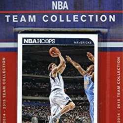 Dallas Mavericks 2014/15 Panini Hoops Nba Basketball Brand New Factory Sealed Complete Licensed Team Set Featuring Dirk Nowitzki And Many More!