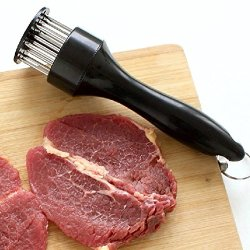 Profession Meat Meat Tenderizer Needle With Stainless Steel Kitchen Tools.