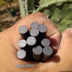 Lot Of (10)Mischmetal Firesteel, Ferrocerium Rod, Ferro Rod, Man Made Flint And Steel.
