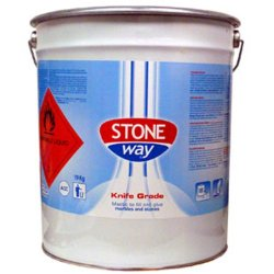 Stoneway Knife Grade Polyester Resin -- 17 Liters