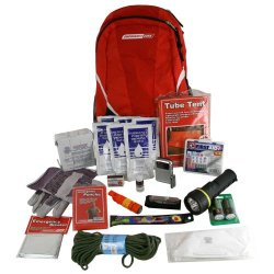Emergency Zone Deluxe Survival Kit For 1 Person