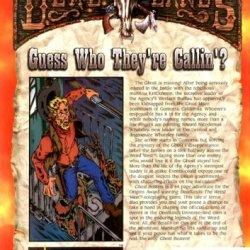 Ghostbusters (Deadlands; The Peg1031) (Deadlands: The Weird West)