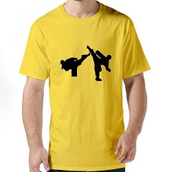 Vintage Taekwondo Martial Mens T Shirt
