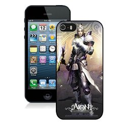 Diy Aion Girl Knifes Look Iphone 5 5S 5Th Black Phone Case
