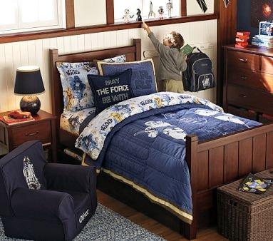 Image of Pottery Barn Kids Camp Bedroom Set (B001D7UZTK)