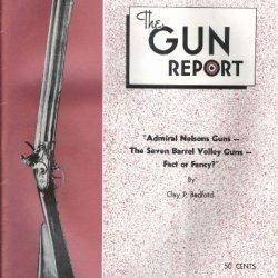 Gun Report Admiral Nelson Tipping & Lawden Joseph Wolf Bowie Knives 10 1967