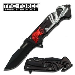 Tac Force Tf-792Sr Tactical Assisted Opening Folding Knife 8.25-Inch