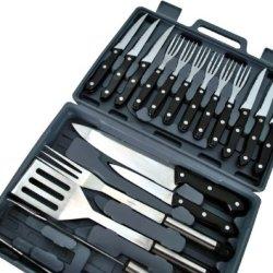 Grill King 19P-097 19 Pc Bbq Tool Set