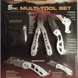 Guidesman 5 Piece Multi-Tool Set