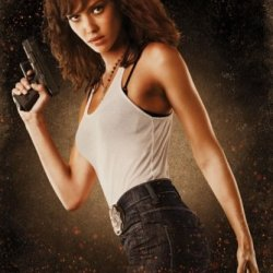 "Machete - Movie Poster (Jessica Alba As Sartana) (Size: 24"" X 36"")"
