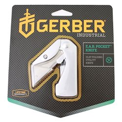 Knives & Tools - Gerber 22-41830 Exchangeable Blade Stainless Steel Pocket Knife