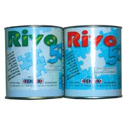 Tenax Rivo 50 Knife Grade Epoxy 1:1 - 2 Liter Kit