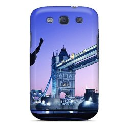 Mine World New Arrival Cover Case For Galaxy S3 Color Blue