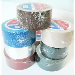 "3""X60 Yards Contractors Duct Tape Assorted Colors Case Pack 16"