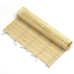 Bamboo Gimbap Sushi Roll Maker Mat Korean Japanese Recipe Enviromental-Friendly