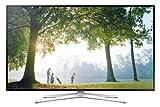 Samsung UE32H6470 80,4 cm (32 Zoll) 3D LED-Backlight-Fernseher, EEK A (Full HD, 400Hz CMR, DVB-T/C/S2, CI+, WLAN, Smart TV, Sprachsteuerung, ohne 3D Brille) schwarz/silber