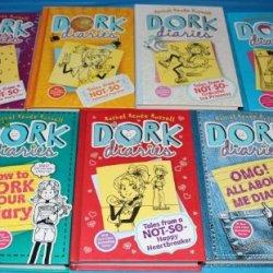 Dork Diaries 7 Book Collection