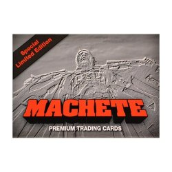 Official Machete Trading Card Set (67 Cards) Limited Edition Series Of 300