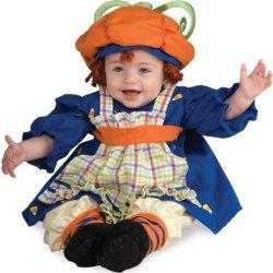 Rubie'S Costume Yarn Babies Ragamuffin Girl Costume, Multicolor, 6-12 Months