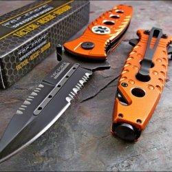Tac Force Ems Emt Flipper Tactical Rescue Pocket Knife