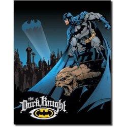 Batman Dark Knight Metal Sign , 12X16