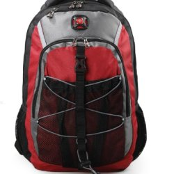2014 Swiss Gear New Style Classic Computer Notebook Laptop Teblet Daypack Backpack.Sa7938-C1-Red
