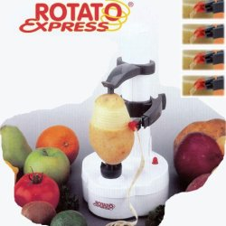 Rotato Express With Extra Set Of 4 Blades