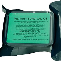 Bushcraft Gear 019 Military Survival Kit