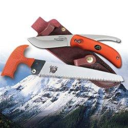 Outdoor Edge Cutlery Corp Swingblaze-Pak (Orange) Box