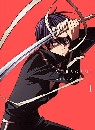 ノラガミ ARAGOTO 1 *初回生産限定版BD [Blu-ray]