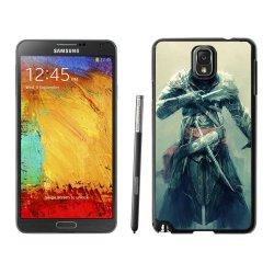 Diy Assassins Creed Revelations Desmond Miles Fan Art Equipment Knifes Note 3Black Phone Case