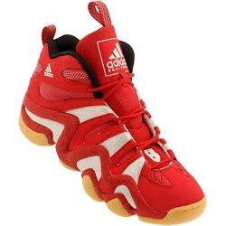 Adidas Men Crazy 8 (Red / Scarle / Ftwwht / Gum3)-9.5
