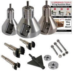 Lumberjack Tools Isk3 Industrial Series Master Kit