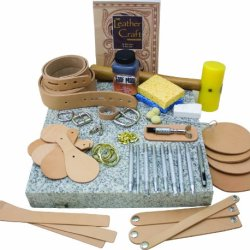 Springfield Leather Company Deluxe Belt & Project Starter Set