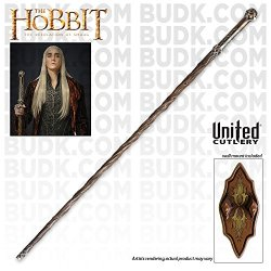 United Cutlery Uc3014 'The Hobbit' Staff Of Thranduil