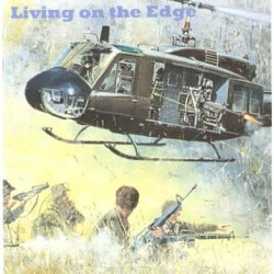 Long Knife-Life,      Living On The Edge One Woman'S Unusual Vietnam-War-Torn Love Story
