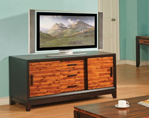 Image of Steve Silver Company Steve Silver Abaco TV Stand in Espresso (AB600TV)