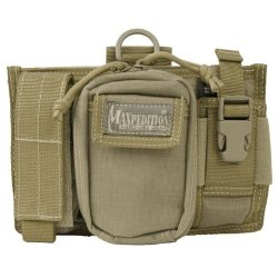 Maxpedition Triad Admin Pouch (Khaki)