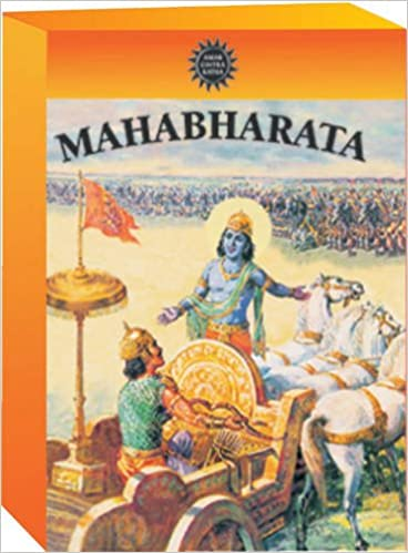 buy mahabharata special issue vol 1 2 3 amar chitra katha book online at low prices in india