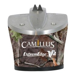 Camillus Extremedge V2 Knife And Shear Sharpener, Camouflage/Silver