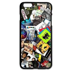 Funny Magazine Pc Case For Iphone 6 Plus