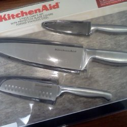 Kitchenaid Gourmet Forged Stainless Steel Knife Set