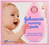 Johnson's Nursing Pads - Contour - 60 ct
