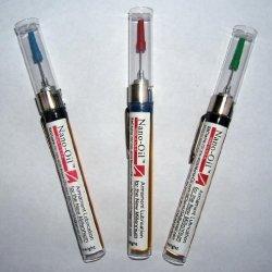 Nano-Oil Trio - All 3 Grades Kit: 5 Clp + 10 + 85 Weight - Nanolube Anti Friction Concentrate Nlna-5-10-85-8Cc